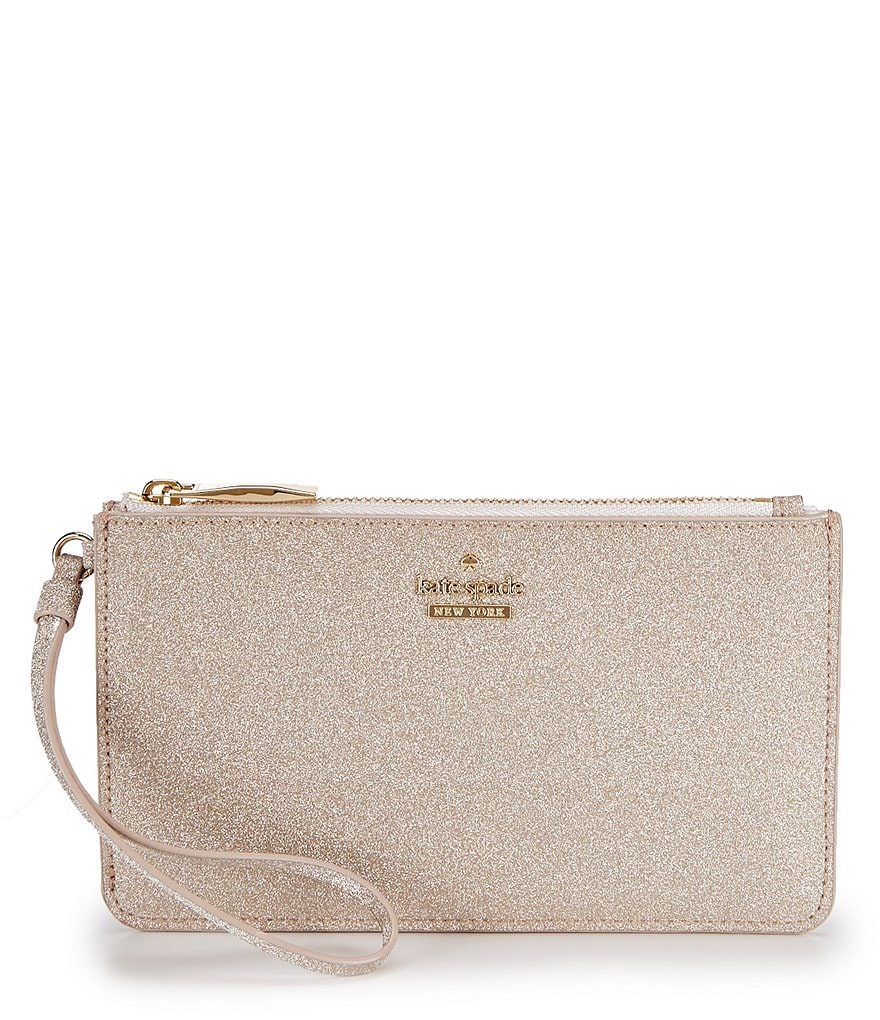 kate spade new york Burgess Court Collection Gift-Boxed Slim Bee Wristlet