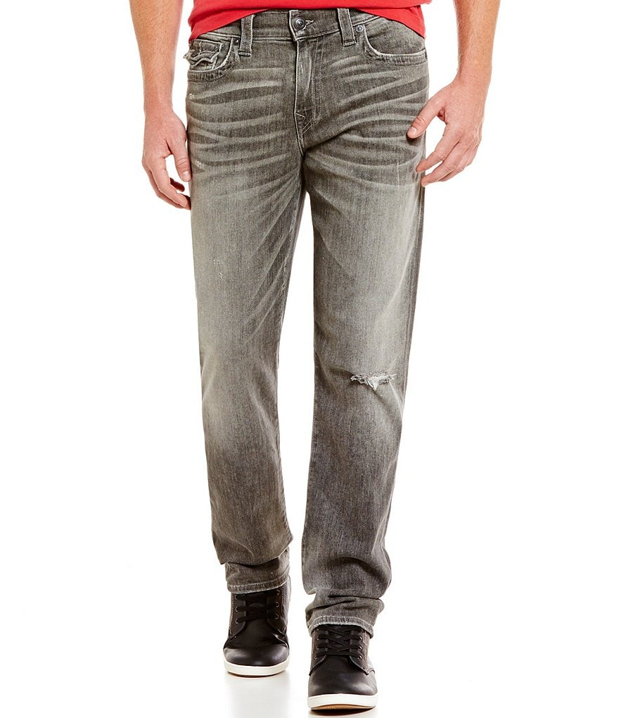 True Religion Geno Slim Straight Jeans