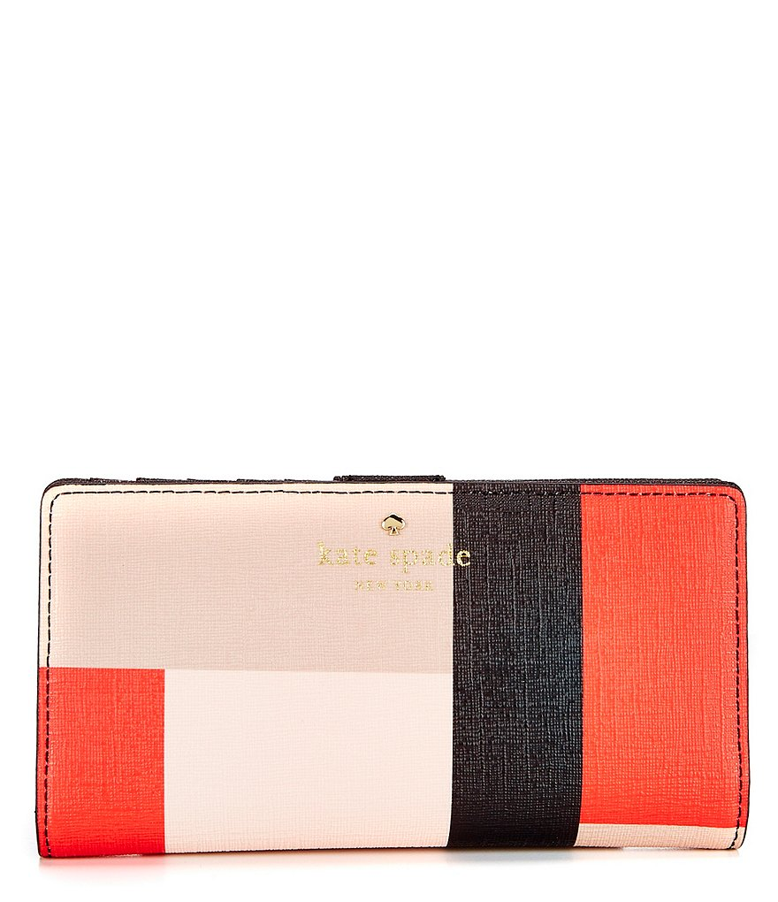 kate spade new york Emma Lane Collection Stacy Continental Wallet