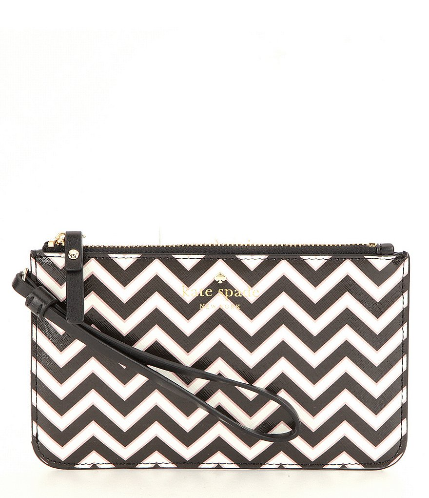 kate spade new york Market Street Collection Slim Bee Wristlet