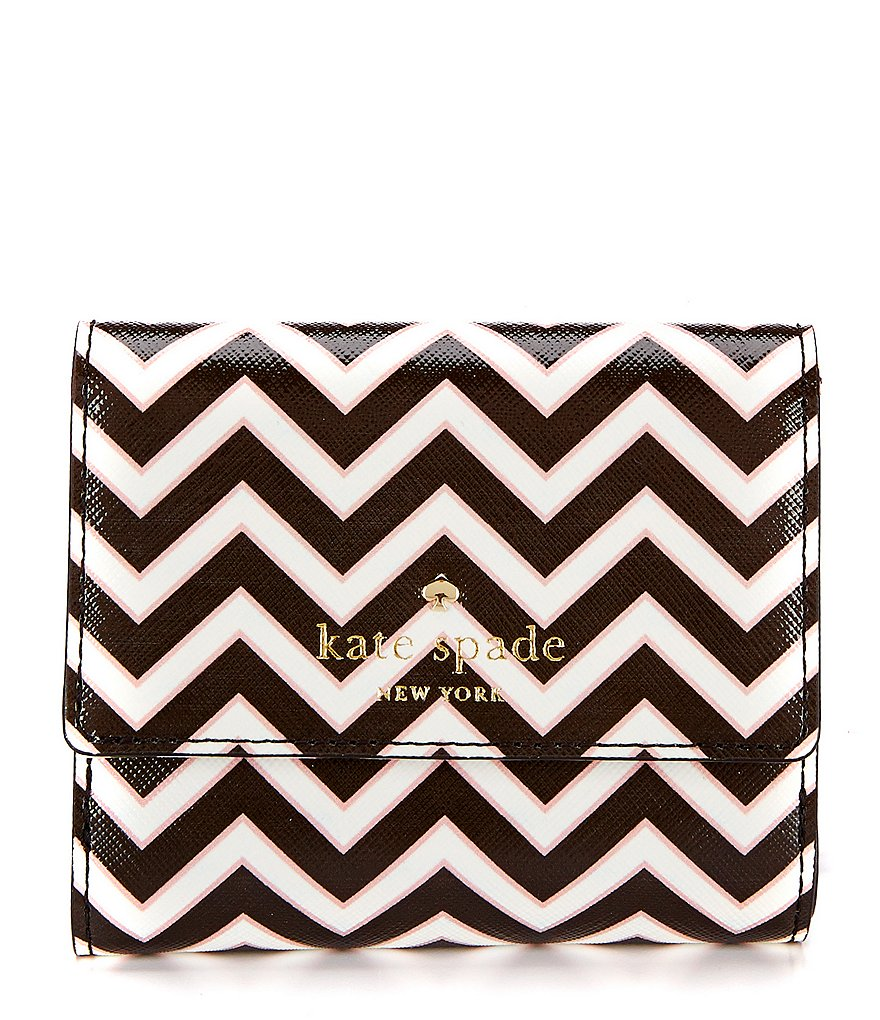 kate spade new york Market Street Collection Tavy Trifold Wallet