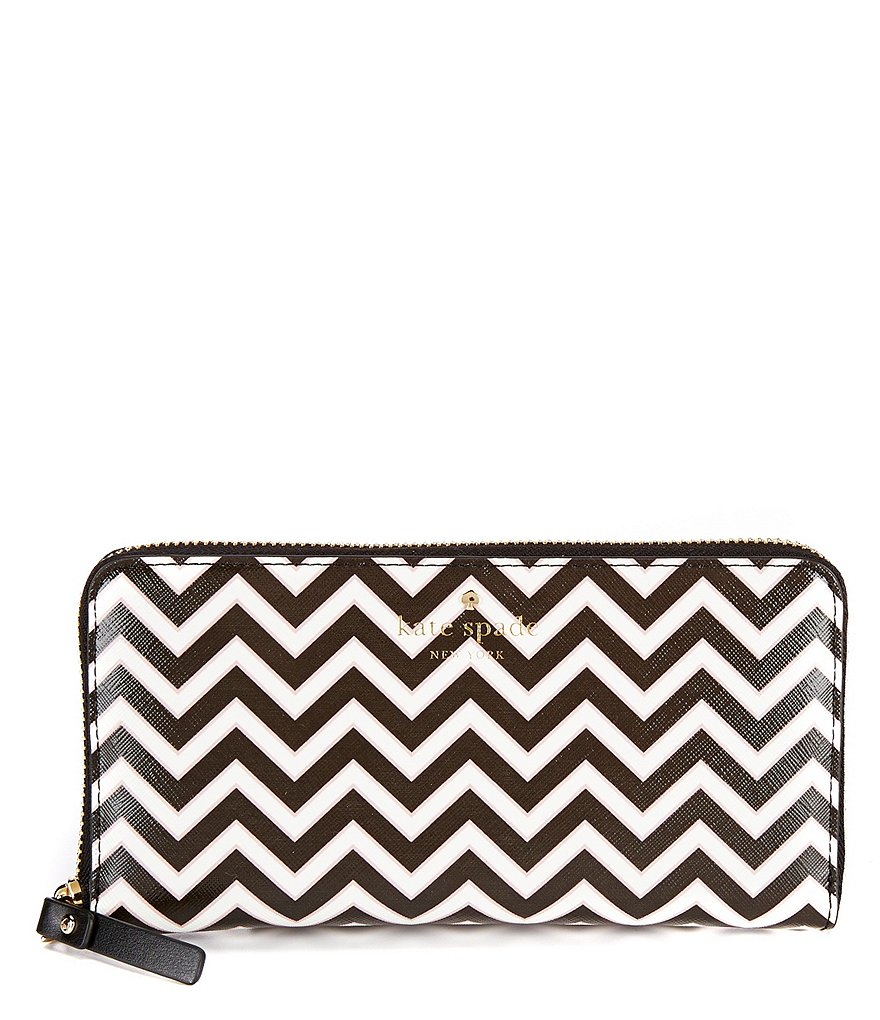 kate spade new york Market Street Collection Lacey Zip-Around Wallet