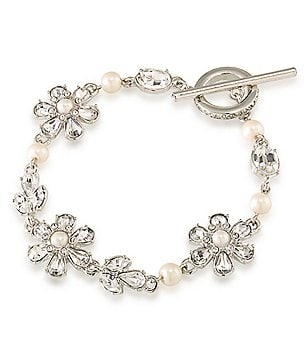 Carolee Washington Square Flex Bracelet