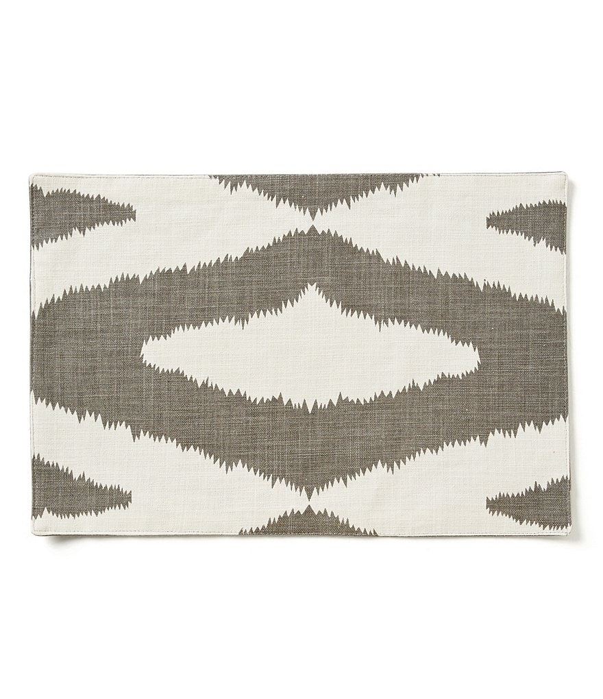 Aman Imports Geometric Placemat