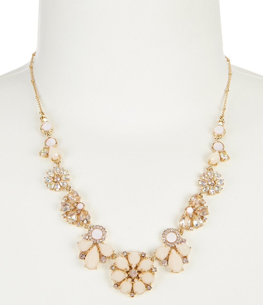 kate spade new york At First Blush Collar Necklace