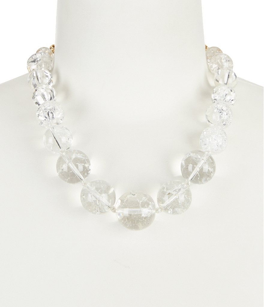kate spade new york Light the Sparklers Statement Necklace