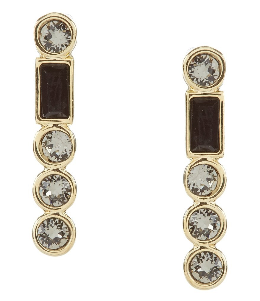 kate spade new york Bar Linear Drop Earrings
