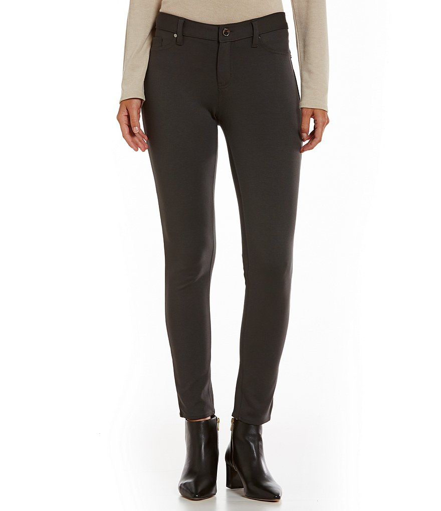 Calvin Klein Jeans Five-Pocket Ponte Knit Legging