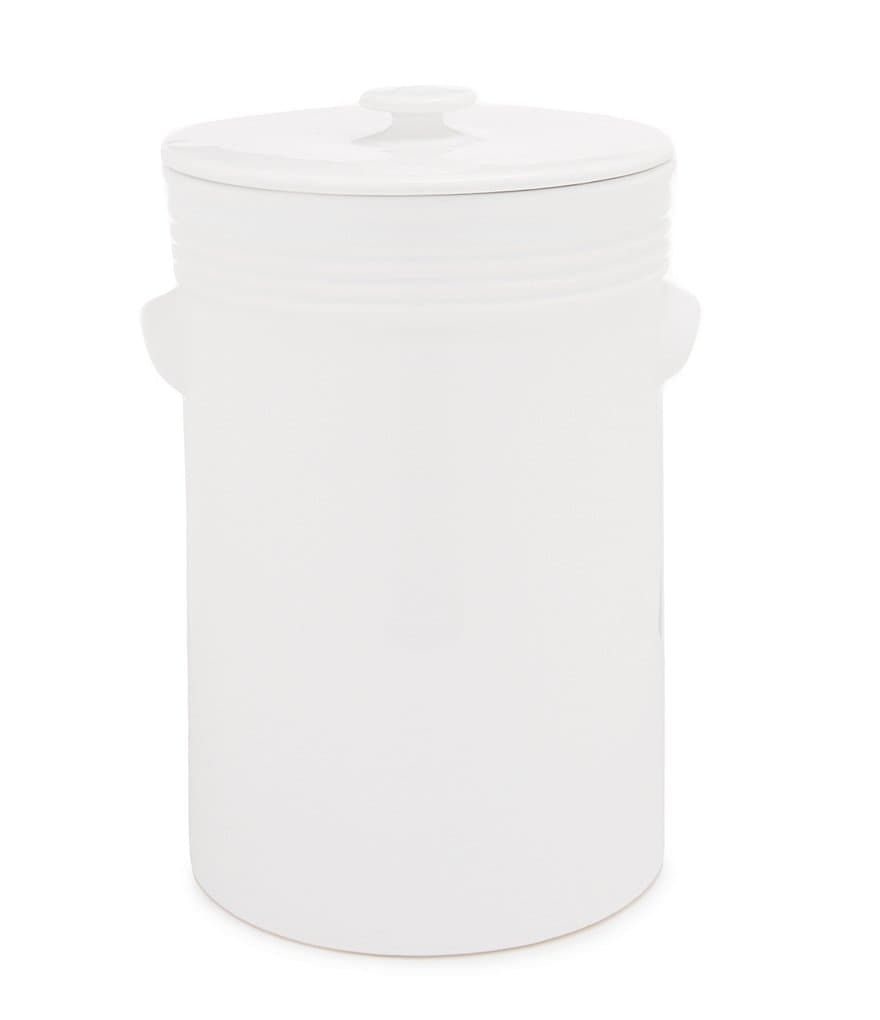 Tru Chef Earthenware Canister