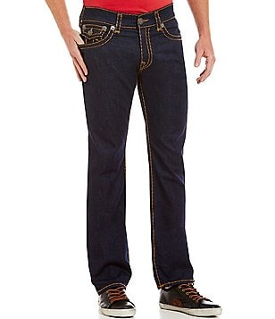 True Religion Ricky Straight-Leg Denim Jeans