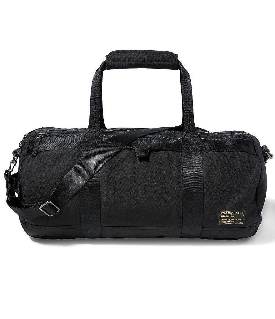 Polo Ralph Lauren Military Nylon Gym Bag