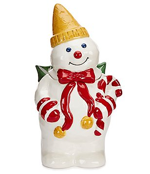 Noble Excellence Holiday Mr. Bingle Cookie Jar