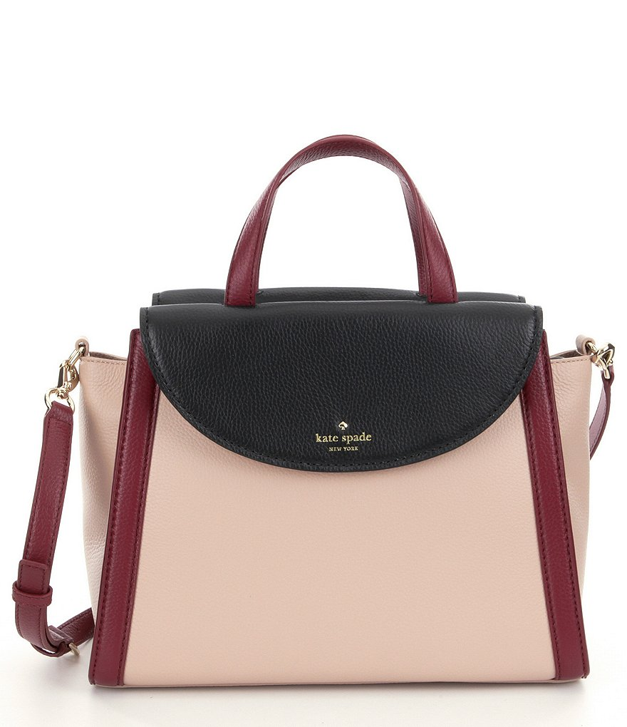 kate spade new york Cobble Hill Collection Adrien Satchel