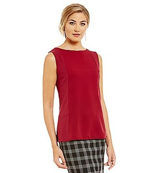 Alex Marie Romantic Semantics Marti Sleeveless Knit Top