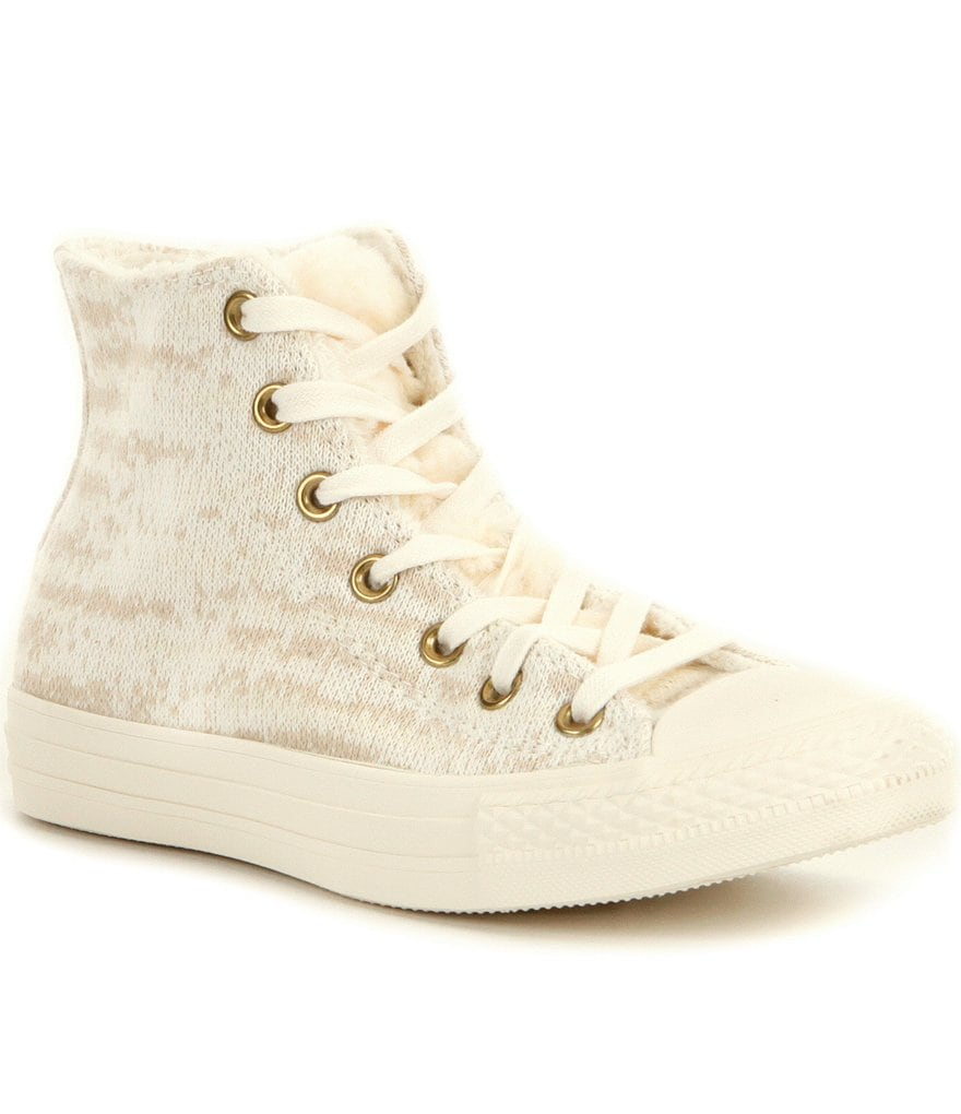 Converse Women´s Chuck Taylor® All Star® Winter Knit High Top Sneakers