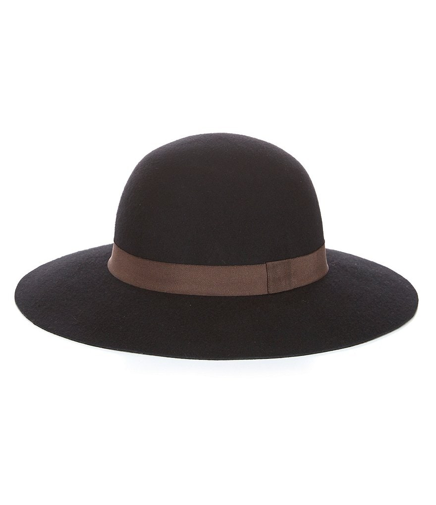 Anna & Ava Floppy Wool Hat