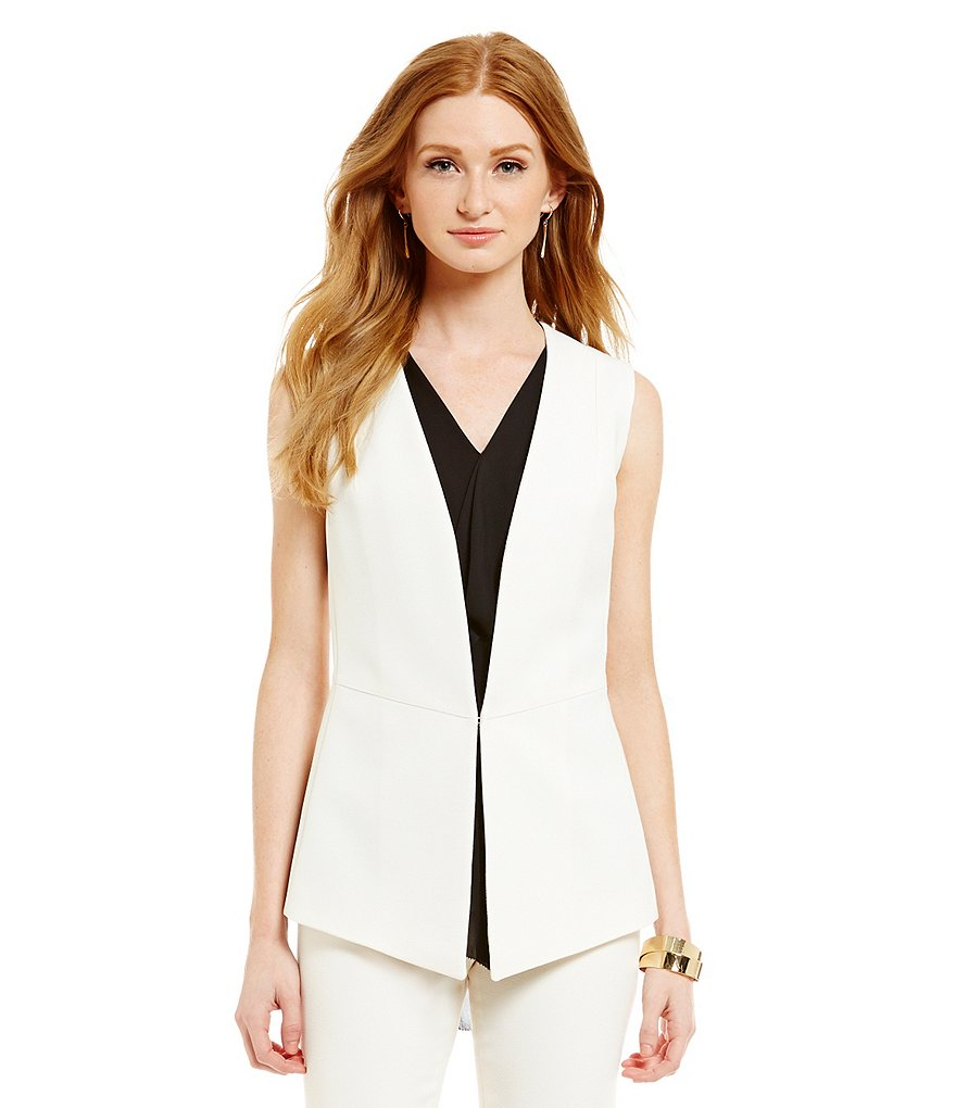 Katherine Kelly Adrian Tailored Vest