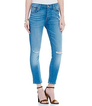 7 for All Mankind Josefina Relaxed Boyfriend Jean