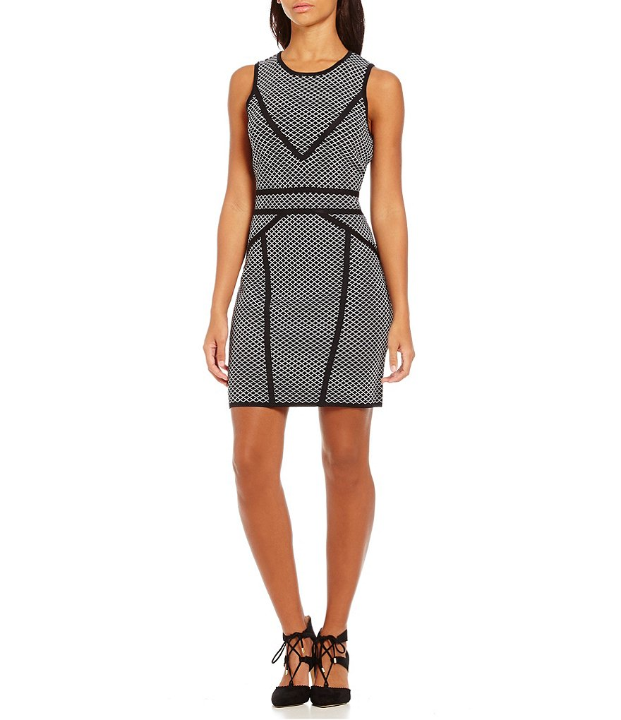 CATHERINE Catherine Malandrino Cardiff Sleeveless Sheath Dress