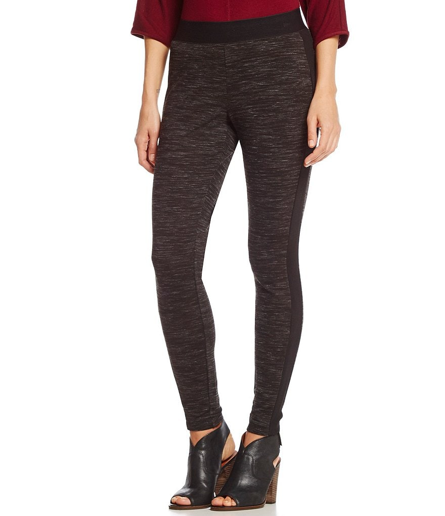 Intro Space Dyed Ottoman Pull-On Legging