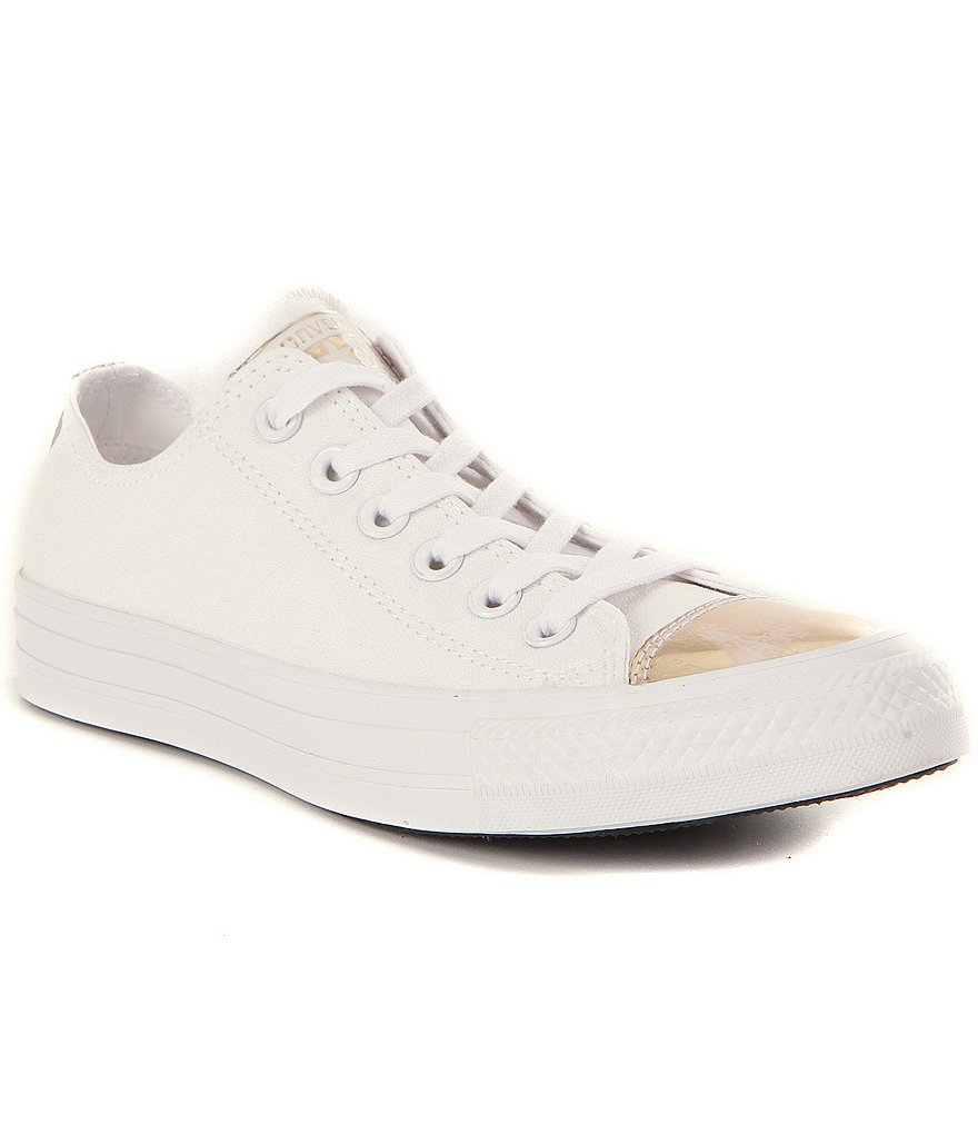Converse Women´s Chuck Taylor® All Star® Leather Cap Toe Sneakers