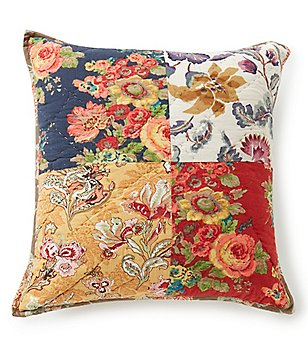 Villa by Noble Excellence Alexa Patchwork Pillow