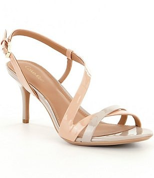 Calvin Klein Lorren Stiletto Dress Sandals