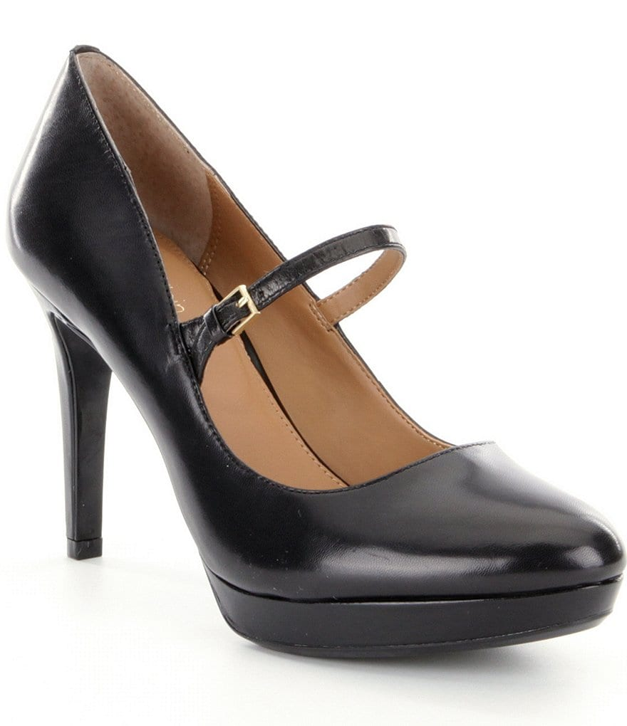 Calvin Klein Paislie Mary Jane Pumps