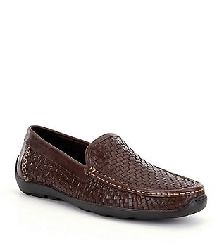 Tommy Bahama Men´s Orson Venetian Woven Leather Drivers