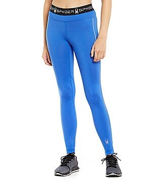 Spyder Actyve Reflective Printed Tights