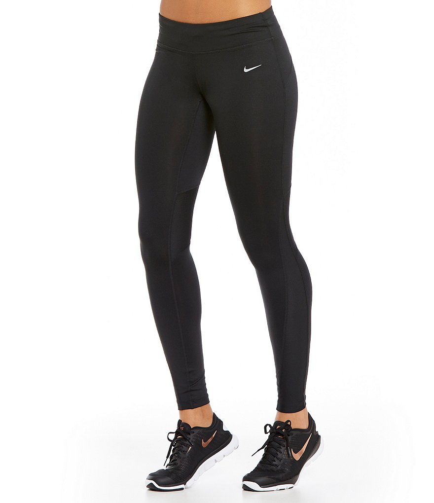 Nike Power Running Racer Nike Power Fabric Tight