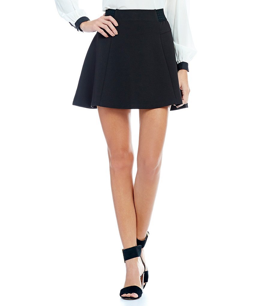Juicy Couture Ponte Flirty Skirt