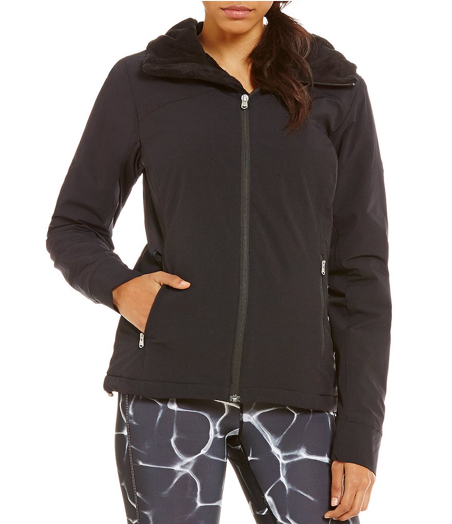Spyder Rayna Hoody Fleece Jacket