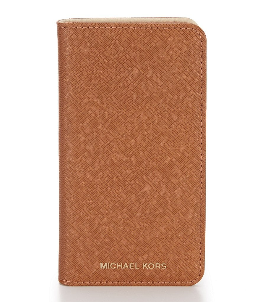 MICHAEL Michael Kors Leather Folio iPhone 6 Case