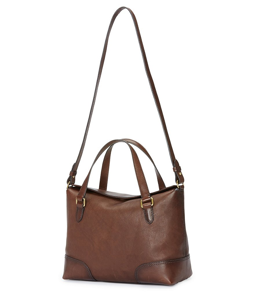 Frye Claude Satchel