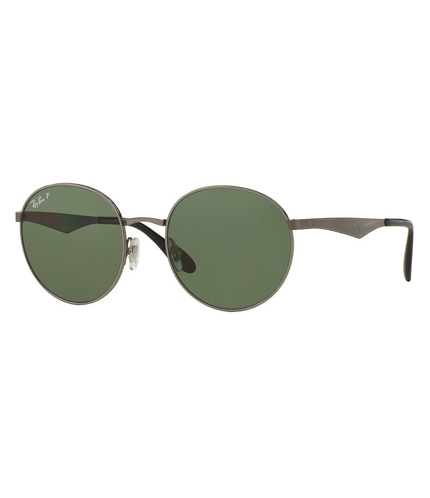 Ray-Ban Round Gradient Sunglasses