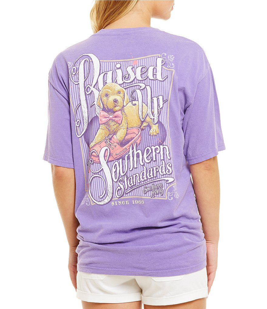 Southern Living Raised Southern Graphic Tee