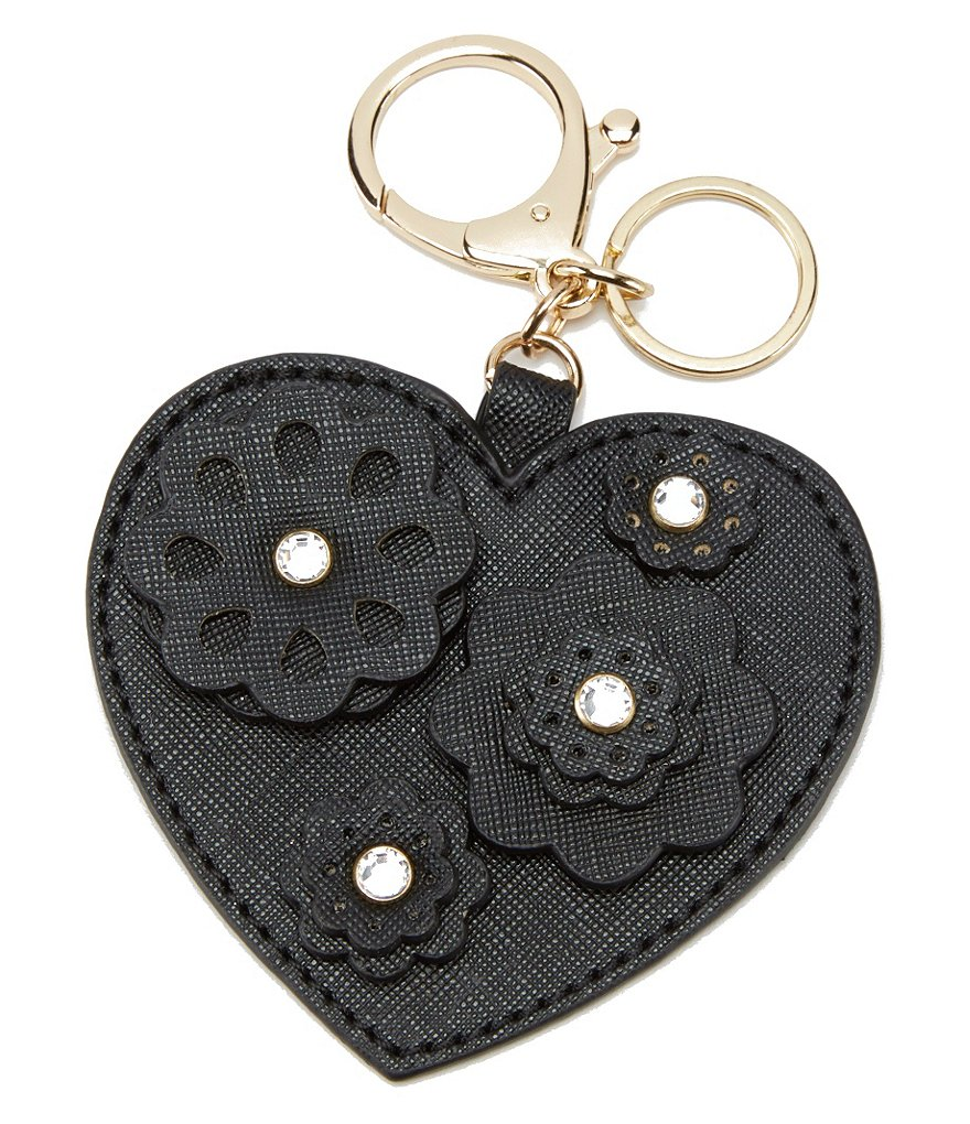 Kate Landry Heart Bag Charm