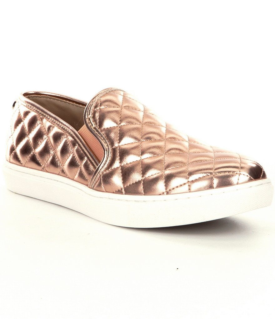 Steve Madden Ecentrcq Quilted Sneakers