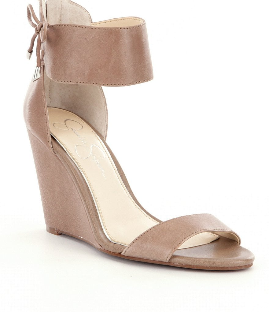 Jessica Simpson Breeley Wedges