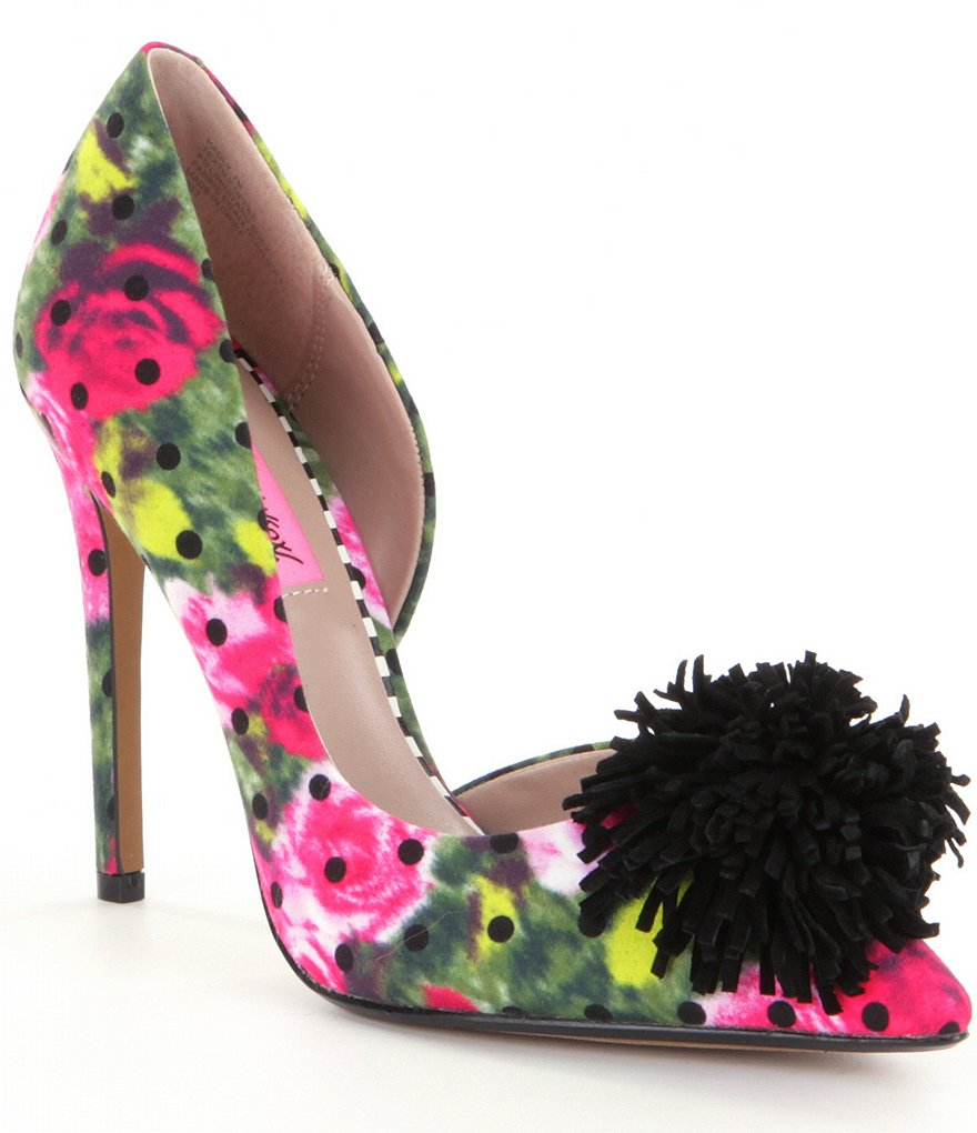 Betsey Johnson Hadly Pumps