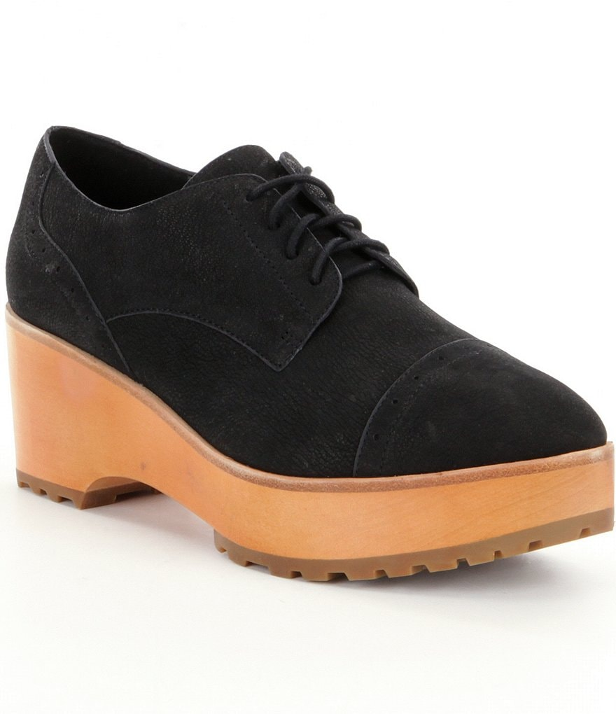 Eileen Fisher Act Oxfords