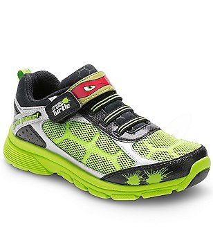 Stride Rite Boys´ TMNT Radical Reptiles Sneakers