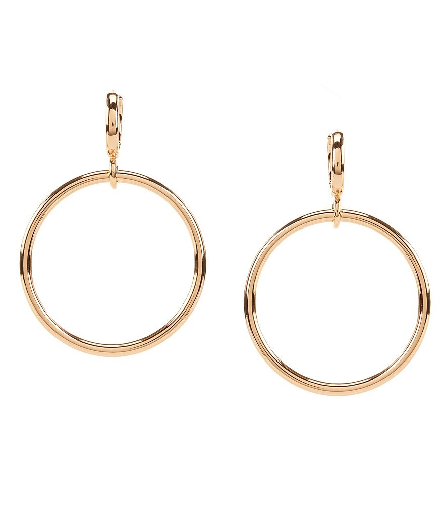 Vince Camuto Ring Leader Circle Drop earrings
