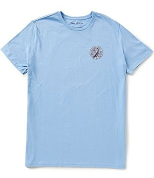 Nautica Spirograph Graphic Short-Sleeve Tee
