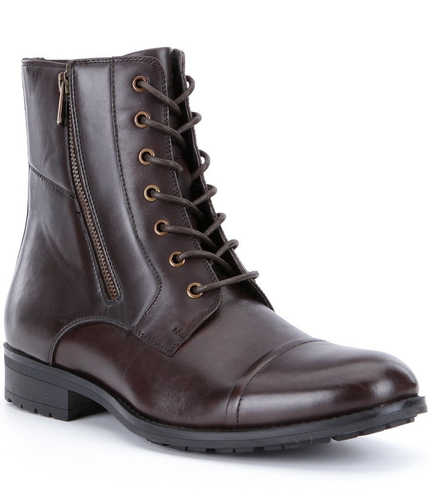 Kenneth Cole Reaction Men´s Single Mind Cap Toe Boots