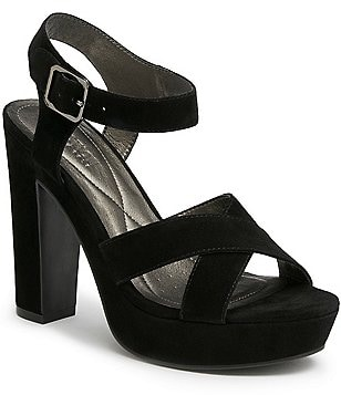 Kenneth Cole Reaction I Can Change Platform Sandals
