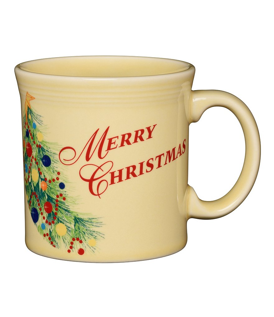 Fiesta Christmas Tree Merry Christmas Java Mug