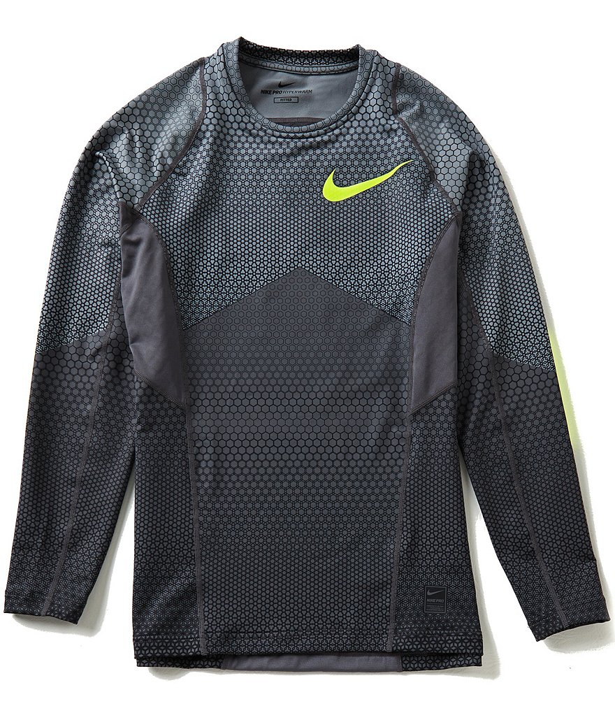 Nike Pro Hyperwarm Long-Sleeve Shirt