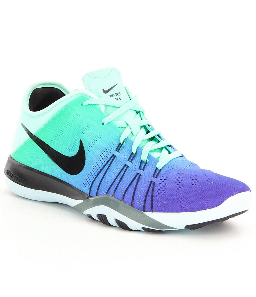 Nike Women´s Free TR 6 Spectrum Training Shoes